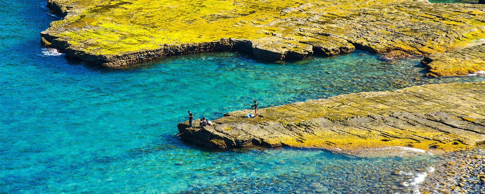 L'archipel de Penghu , Taïwan