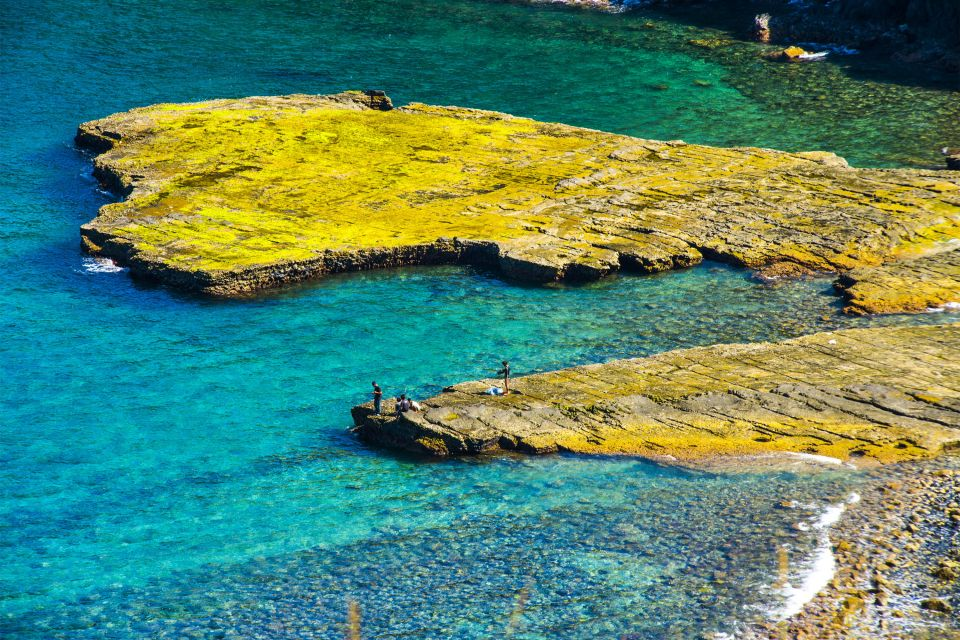 L'arcipelago delle Pescadores , L'arcipelago di Penghu , Taiwan