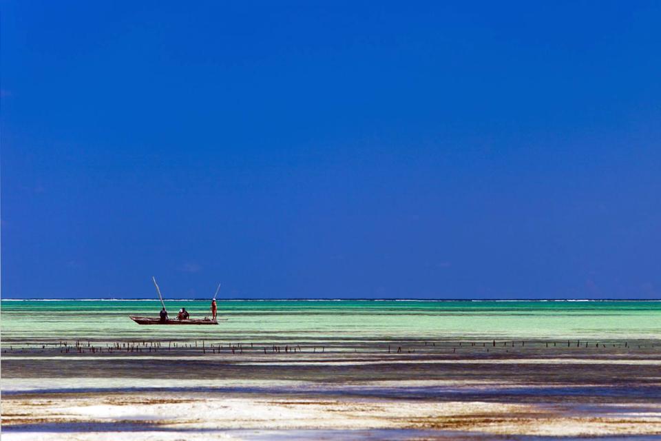 Los sitios de costa , Tanzania