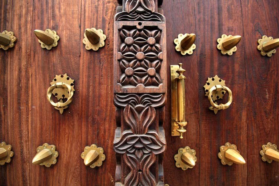 L'artisanat et la musique , Les portes de Zanzbar , Tanzanie