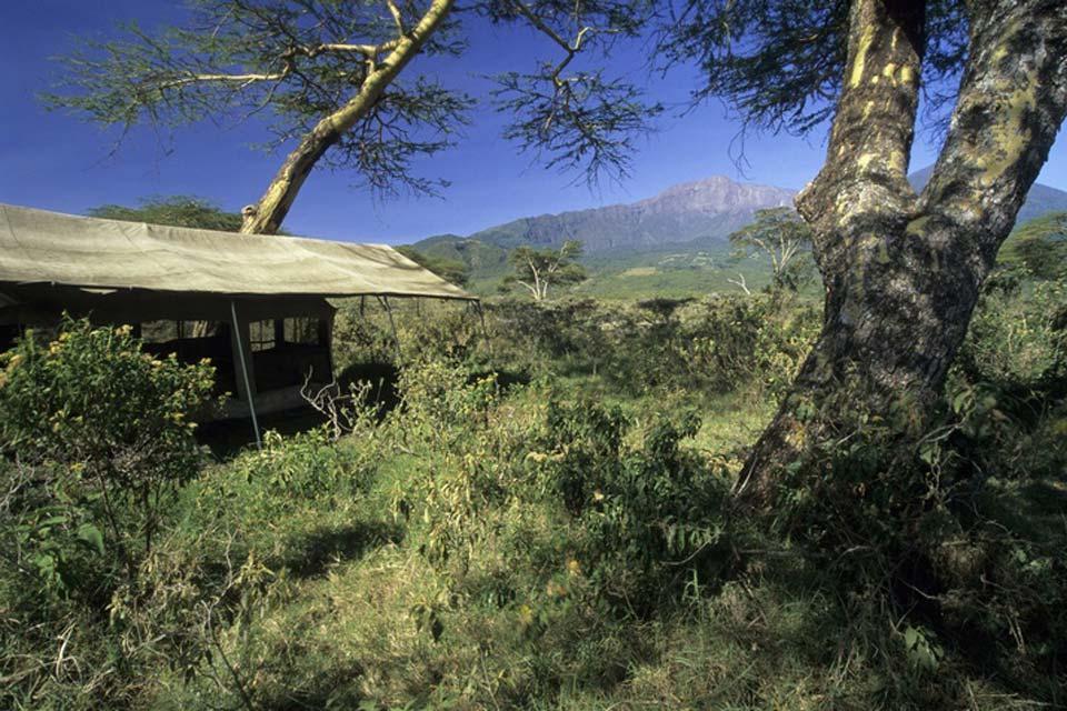 El Parque national de Arusha , Safari en Arusha , Tanzania