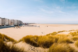 The seaside resorts , Seaside resorts , Belgium