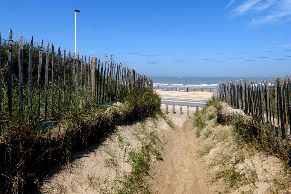 Los pueblos costeros , Bélgica