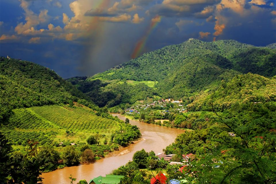 The mountains , Mekong, Thailand , Thailand