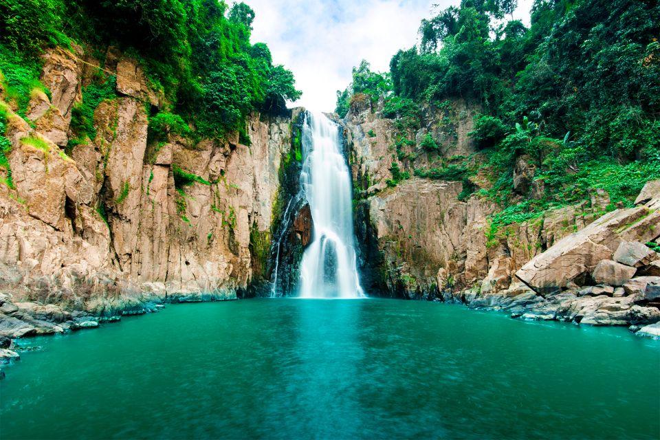 Khao Yai National Park, Thailand, Khao Yai Park, The fauna and flora, Thailand