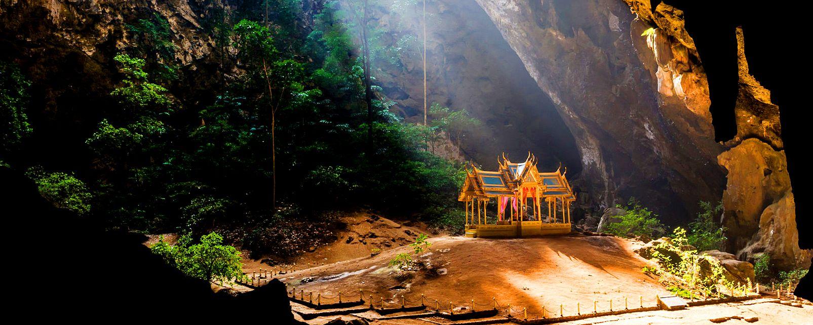 Le parc de Khao Sam Roi Yot, La faune et la flore, Thaïlande