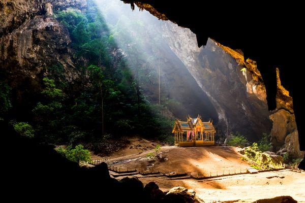 Der Park Khao Sam Roi Yot, Die Fauna und Flora, Thailand