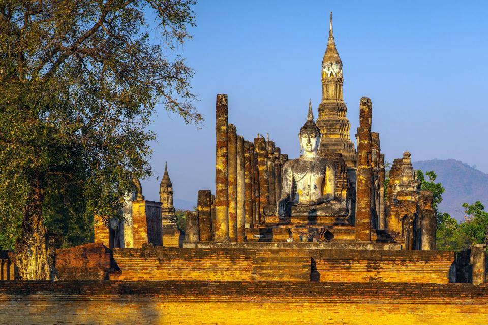 Sukhothai , Patrimoine mondial , Thaïlande
