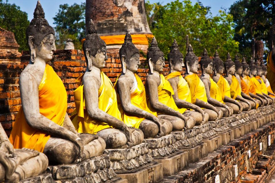 Ayutthaya , The city of Ayutthaya, Thailand , Thailand
