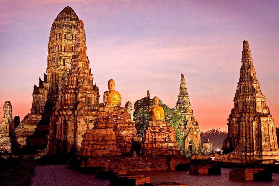 Ayutthaya , The Kingdom of Ayutthaya, Thailand , Thailand