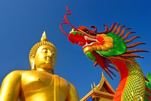 Siam temples , The temples of Siam, Thailand , Thailand