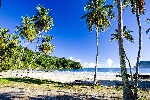 Las poblaciones costeras turísticas de Tobago , Las localidades costeras de Tobago , Trinidad y Tobago