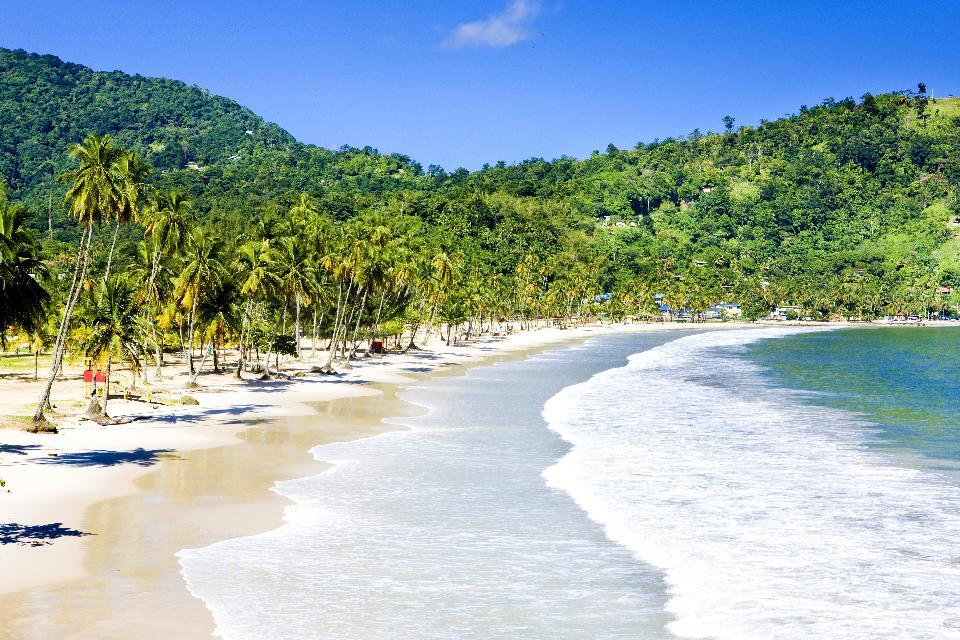 Die Strände von Trinidad , Trinidad und Tobago