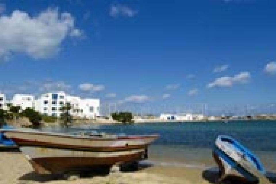Monastir , The tourist resort of Monastir , Tunisia