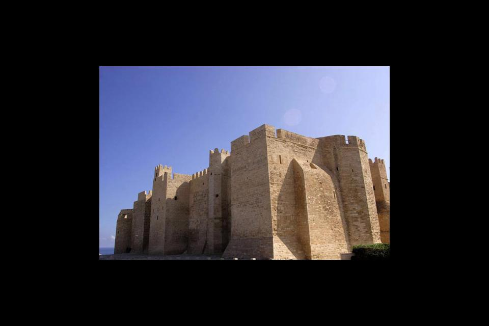 Monastir , The Ribat of Monastir , Tunisia