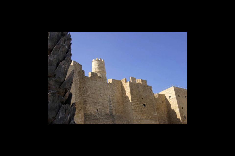 Monastir , A Tunisian fortress , Tunisia