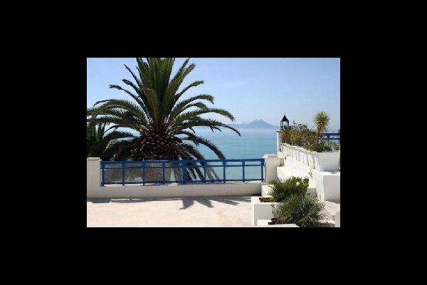 Sidi Bou Saïd , Tunesien