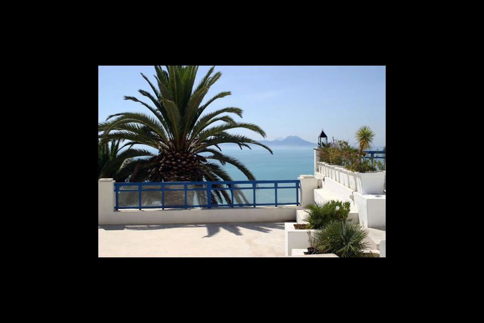 Sidi Bou Saïd , Sidi Bou Said , Tunisia