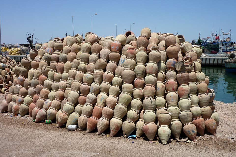 La poterie berbère , Poterie en Tunisie , Tunisie