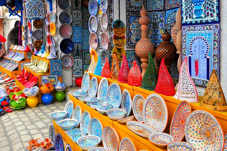 La poterie berbère , Poterie tunisienne , Tunisie