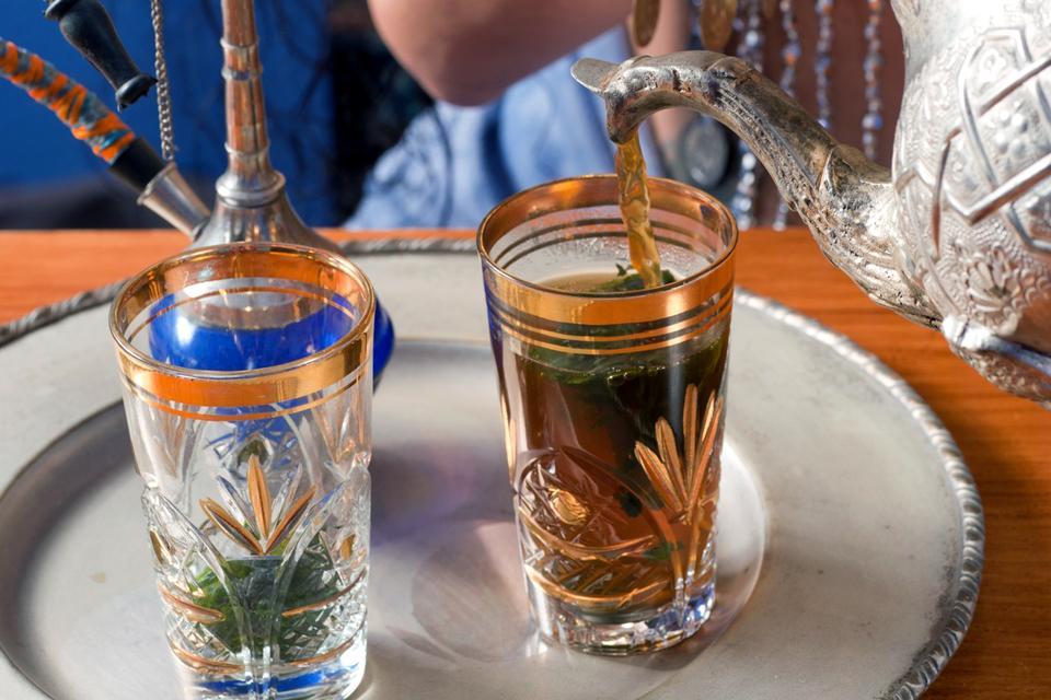 Blown glass , Tunisia