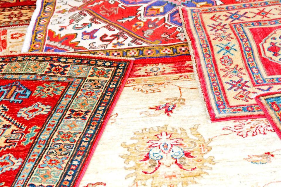 Teppiche , Tunesien