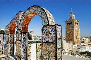 La mosaïque , Tunisie