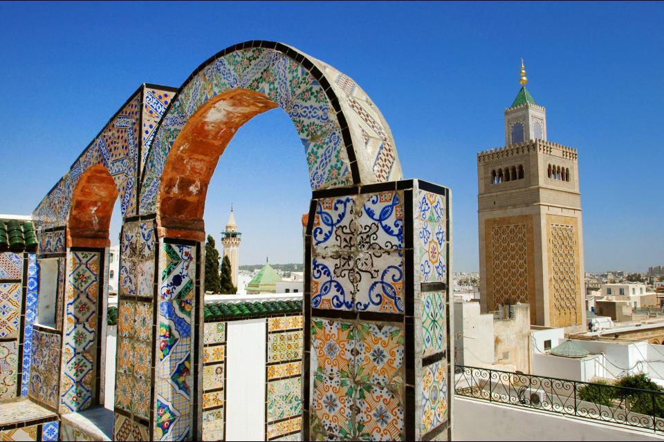 Mosaics , Tunisia