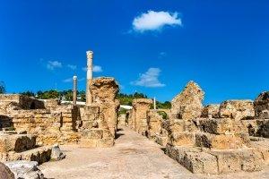 Carthage , La colline de Byrsa , Tunisie