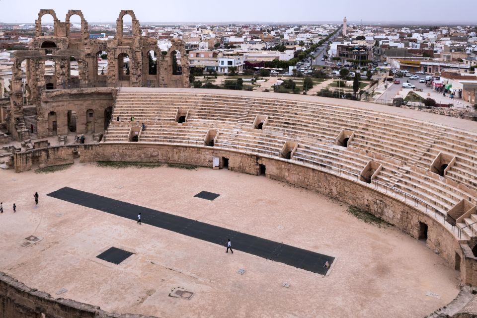 El Djem, El-Jem, Monuments, Sousse, Tunisia