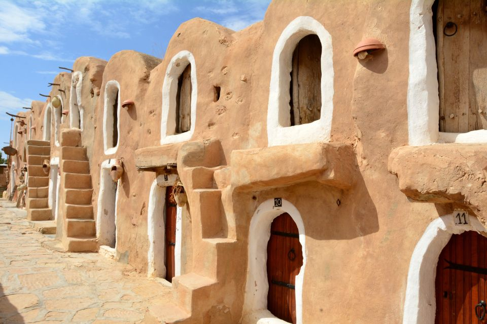 , Ksar Haddada, The desert castles, Tataouine, Tunisia