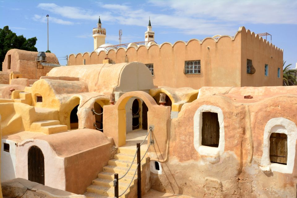 Ksar Haddada, The desert castles, Tataouine, Tunisia