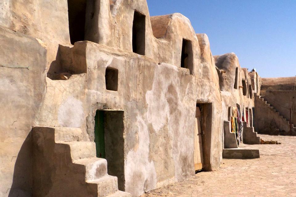 Le village de Medenine , Medenine , Tunisie