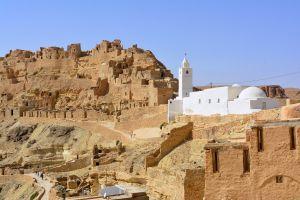 Chenini , Tunisie