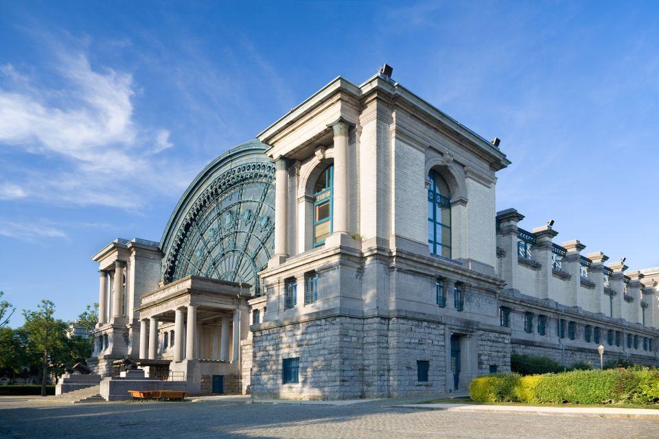 Les arts et la culture, Europe, benelux, bruxelles, belgique, art, culture, musée, art nouveau, architecture, histoire de l'armée belge.