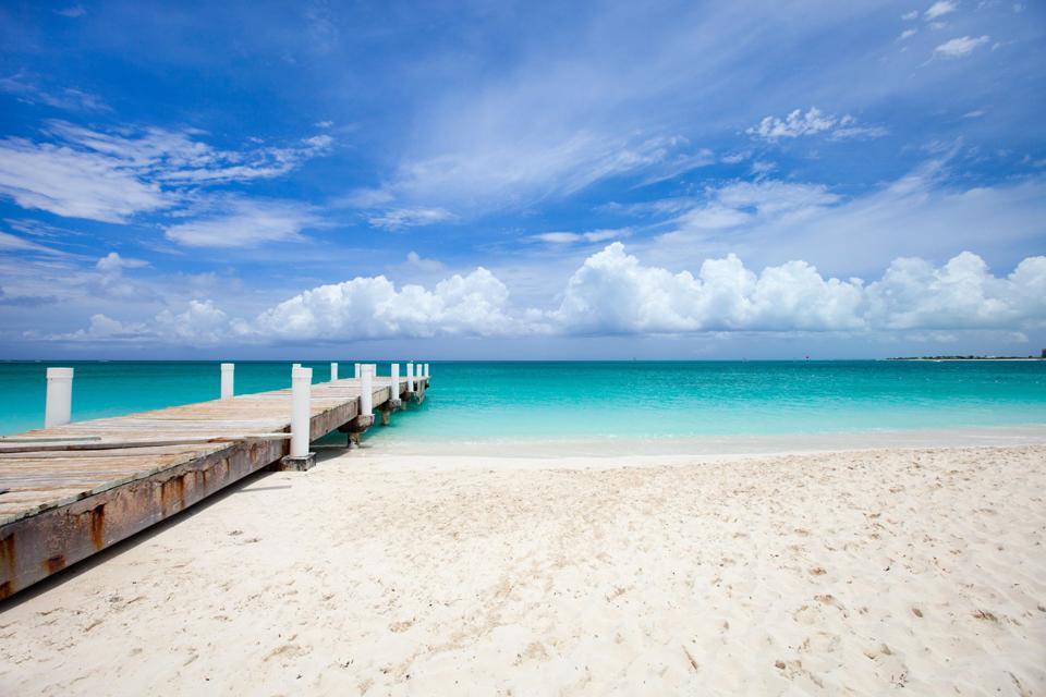 L'île de Provo , Turks et Caicos