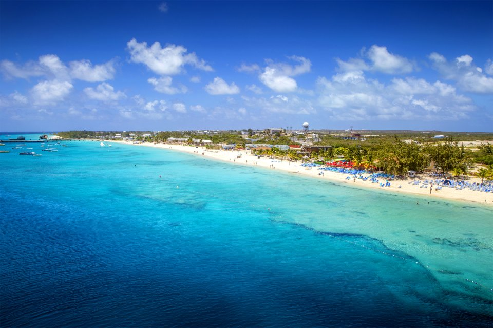 Diving in Grand Turk, Grand Turk and Salt Cay, Coasts, Turks and Caicos islands