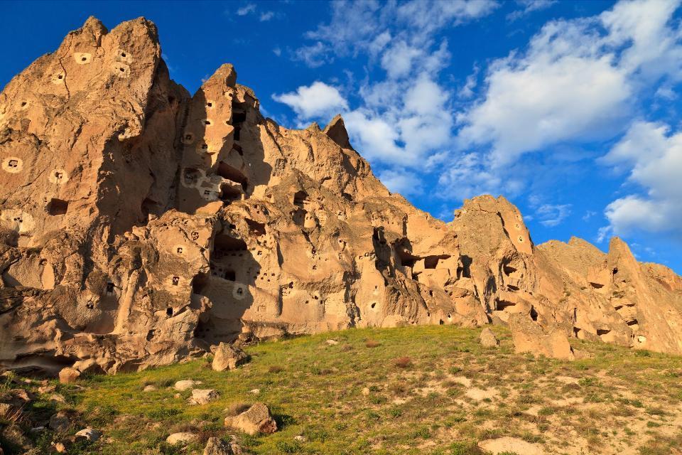 Capadocia , Una región vitícola , Turquía