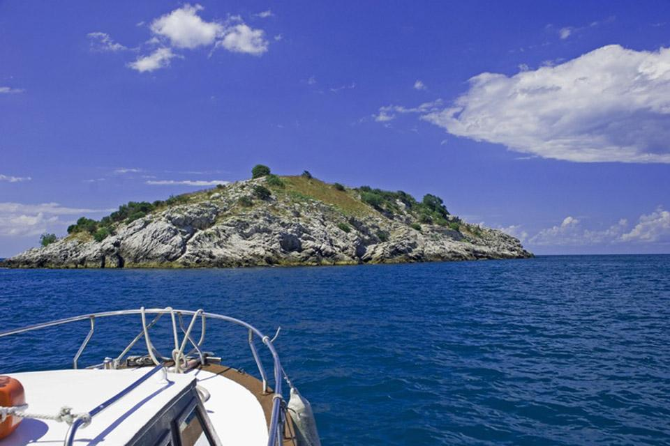 La côte de la mer Noire , Turquie