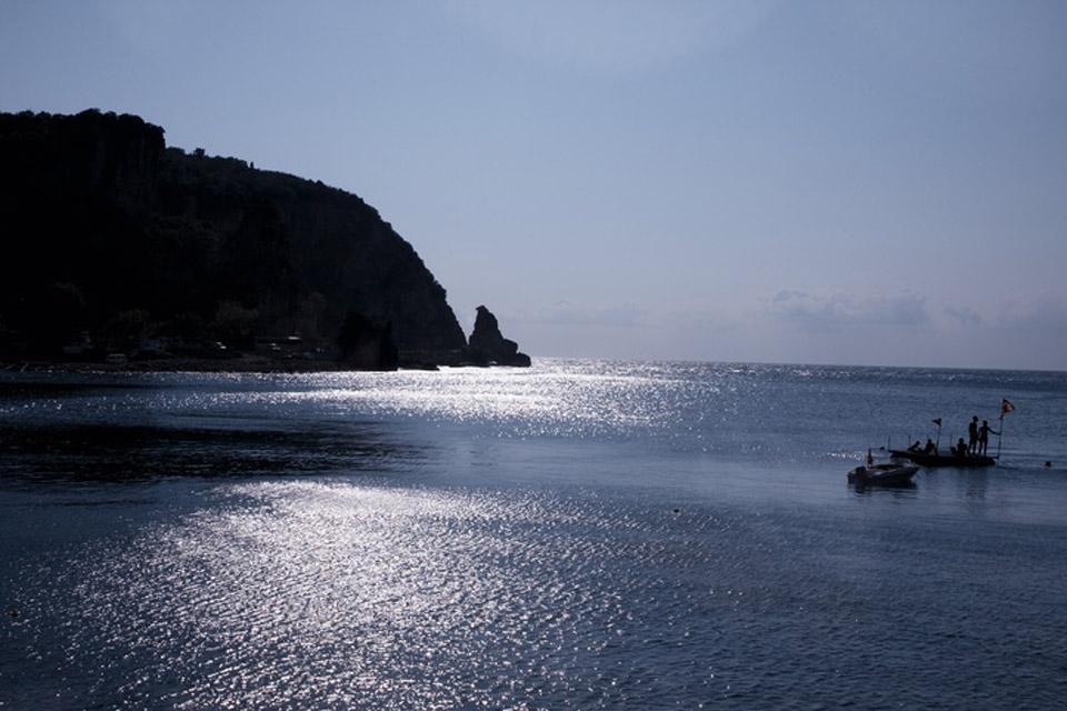 La côte de la mer Noire , Les côtes de la mer Noire , Turquie