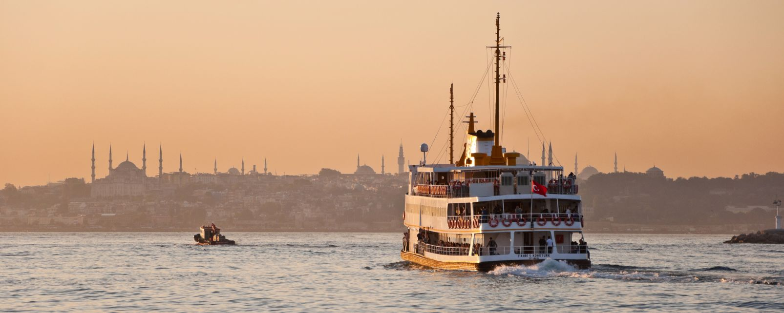 La Turchia lato mare, Il mare di Marmara, Le rive, Turchia