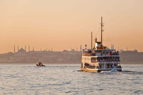 Sea of Marmara , Turkey