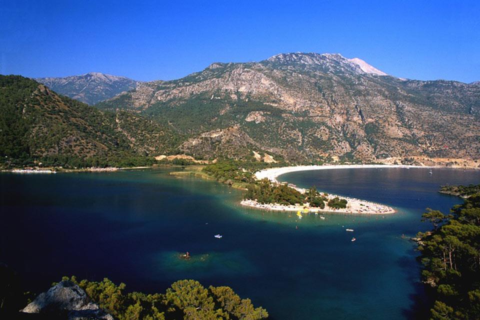 La côte égéenne , Turquie