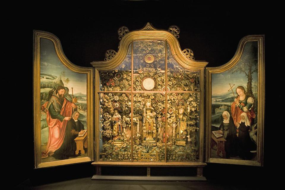 I musei di Anversa , Belgio
