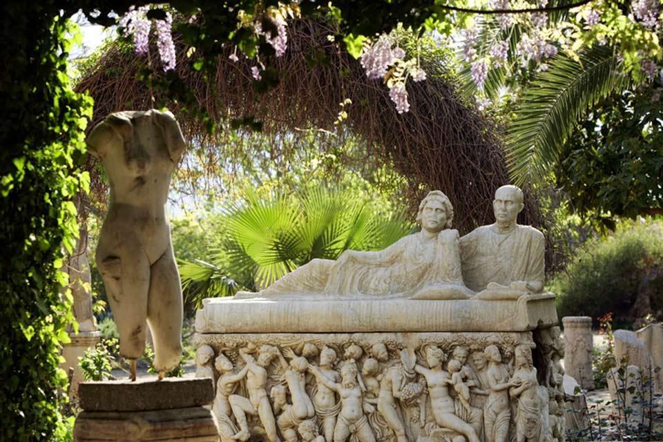 Das archäologische Museum von Istanbul , Ein neoklassisches Monument , Türkei