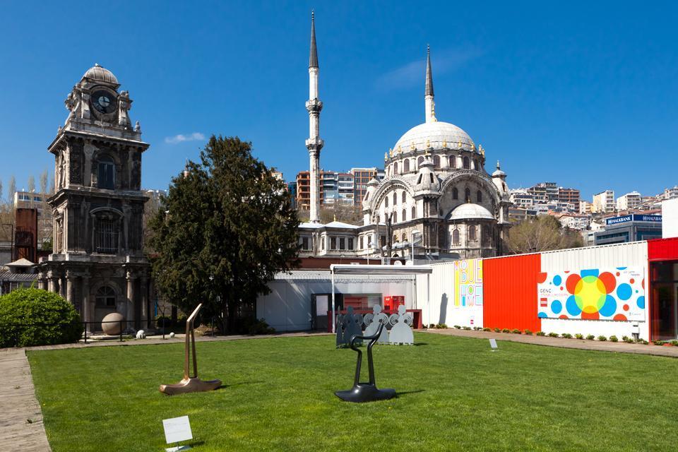Musée d'art moderne à Istanbul , Turquie