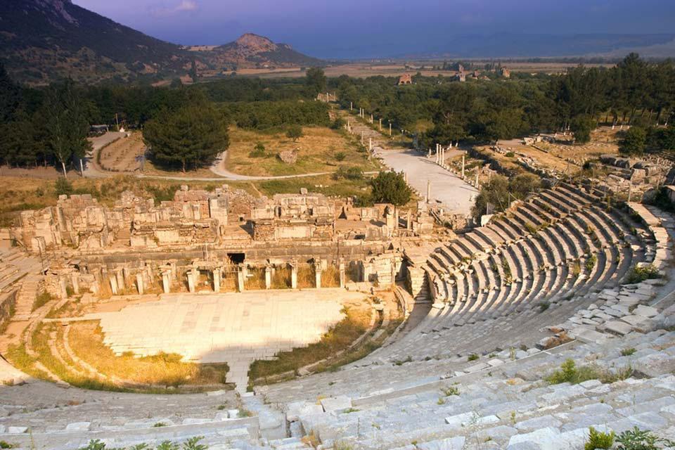 Ephèse et les sites archéologiques de l'Egée , Le cirque d'Ephèse , Turquie