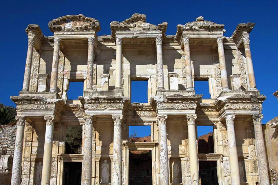 Ephèse et les sites archéologiques de l'Egée , Turquie