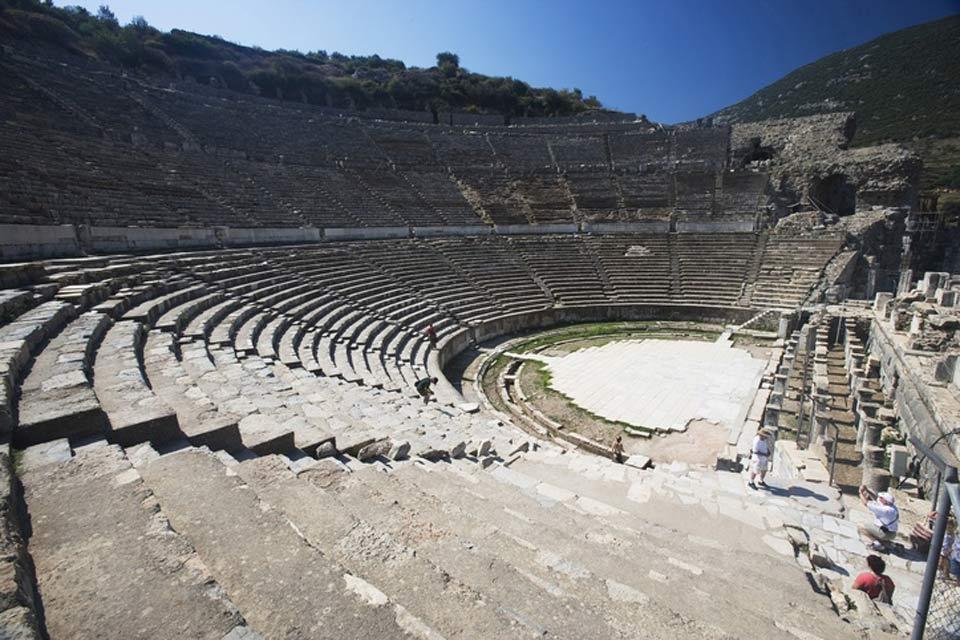 Les sites archéologiques méditerranéens , Un son parfait , Turquie