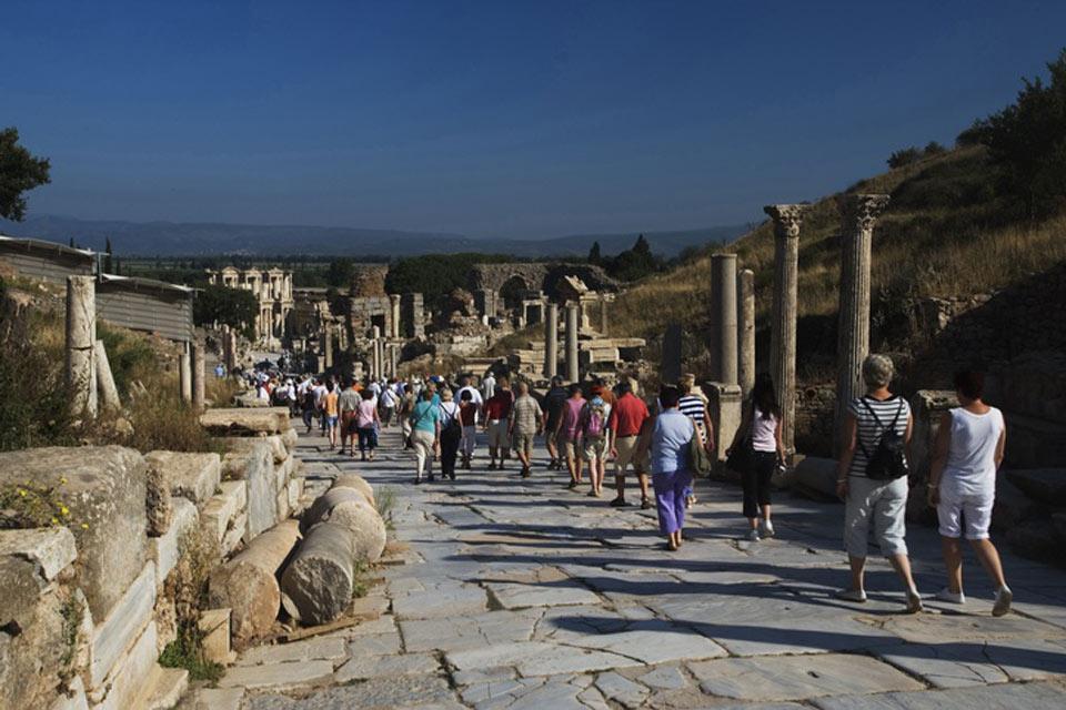 Les sites archéologiques méditerranéens , Vieilles pierres , Turquie